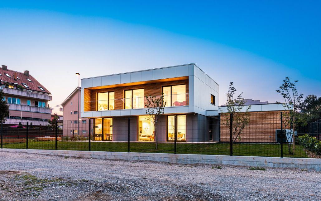 ogled prve slovenske druzinske hise s certifikatom active house