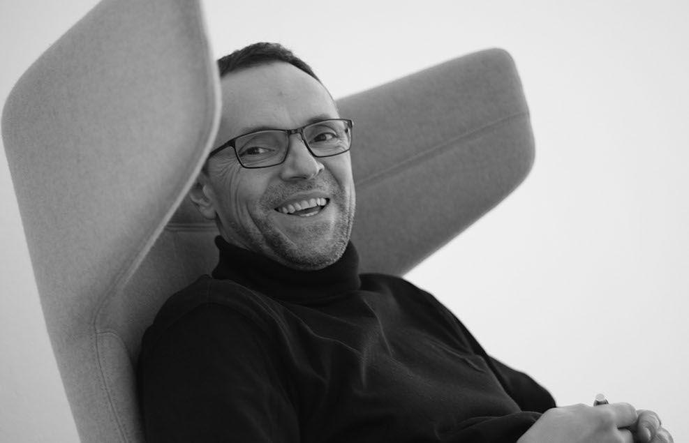 Matej Gašperič - Kaj je prostor, podkast ODPRTO