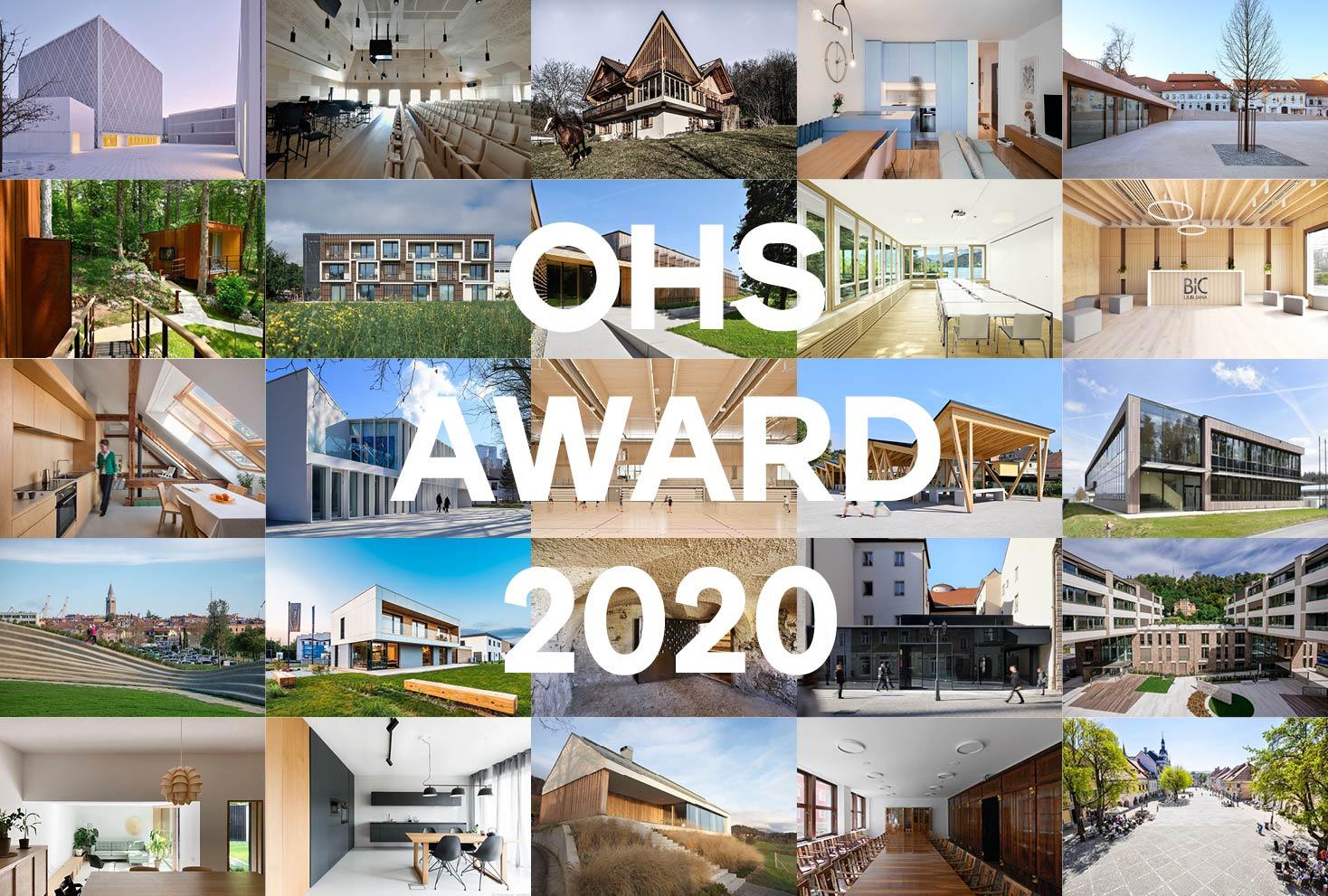 OHS AWARD 2020